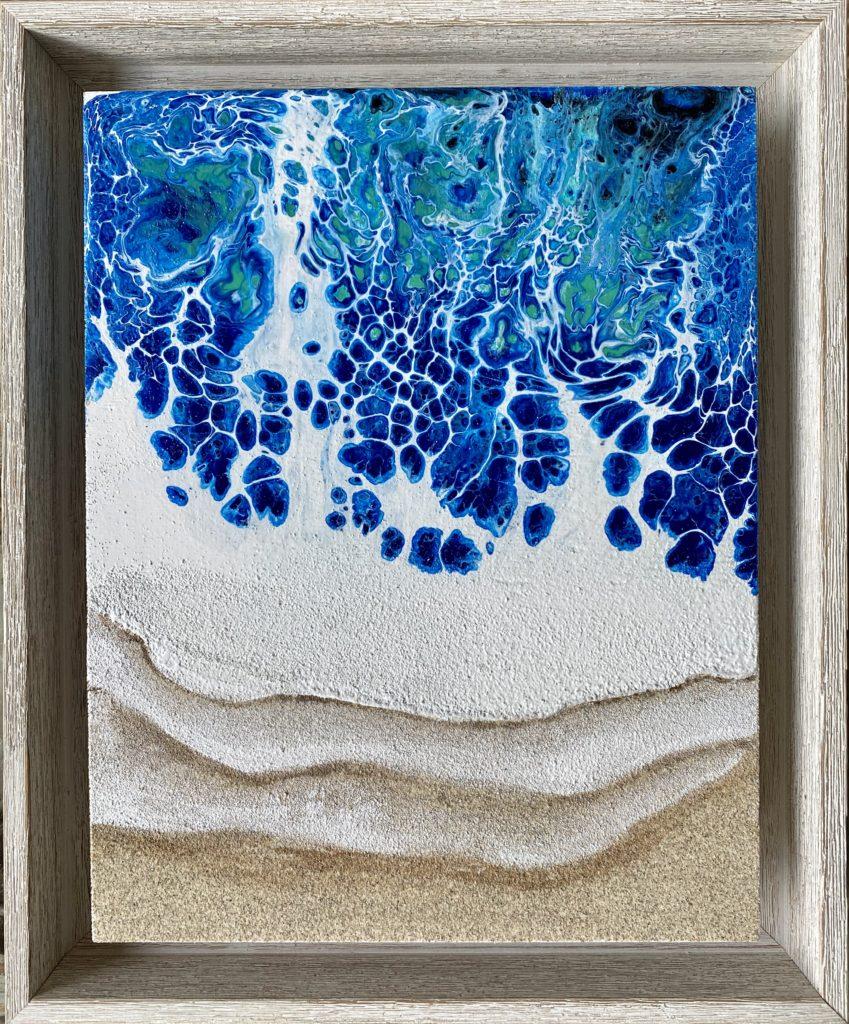 Obra - Colección Corales - Maral Ríos