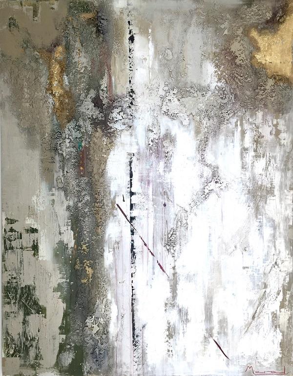 Obra Luna - Maral Ríos - Abstractos