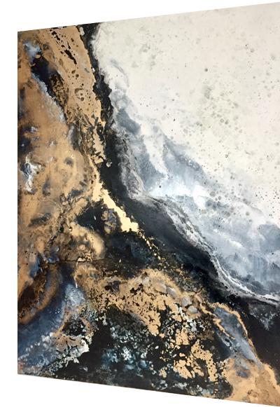 Detalle de Obra Iceberg - Maral Ríos