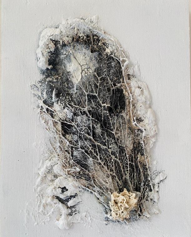 Obra White Corallium de Maral Ríos